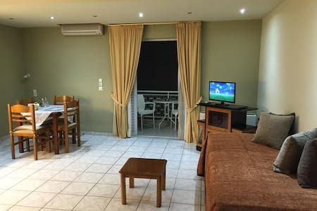 Check out this awesome listing on Airbnb: Angela's home near the sea 1km from city center - Apartments for Rent in Chania
