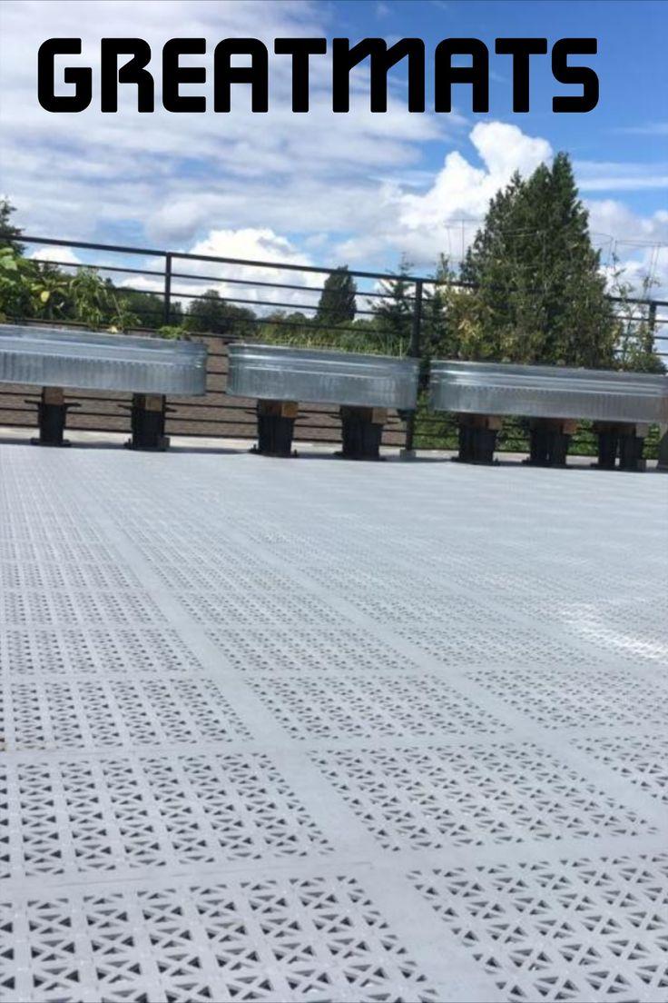 Best Staylock Tile Perforated Colors Deck Flooring Deck Tile Outdoor Flooring 640 x 480