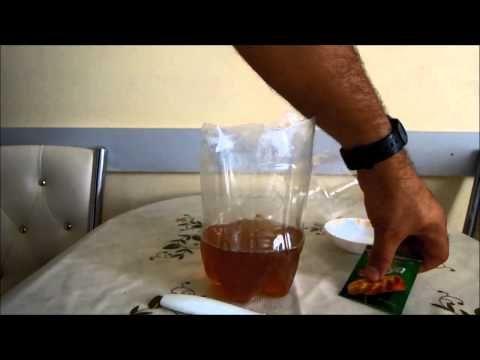Karasinek, sivrisinek kapanı tuzağı - YouTube