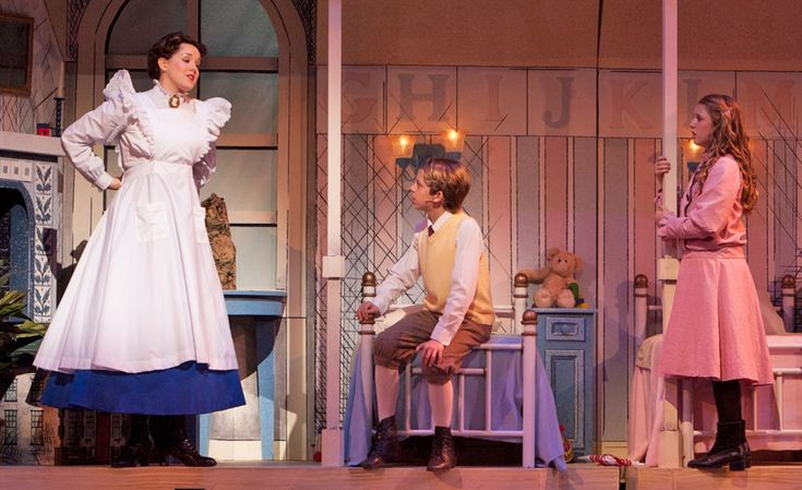 Mary Poppins (Disney's and Cameron Mackintosh's) | Music Theatre Wichita Broadway Rentals