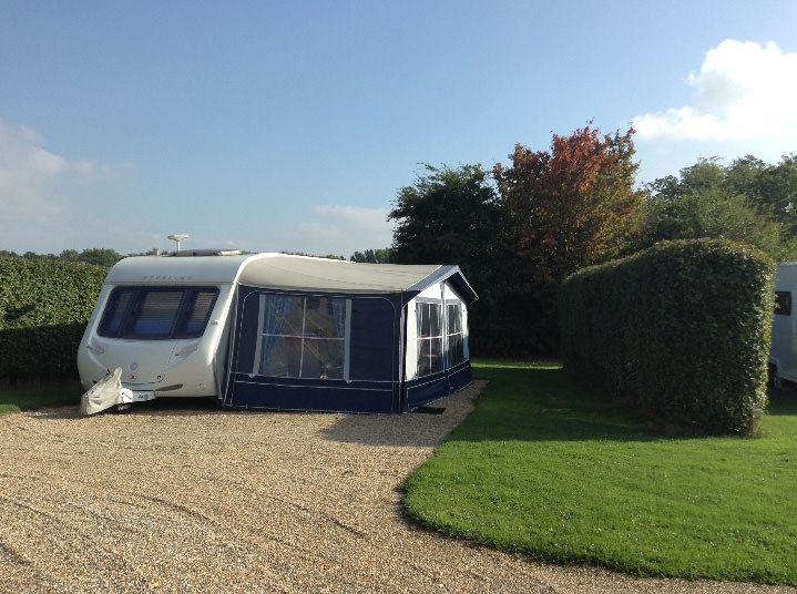 Hill Cottage Farm Touring Camping & Caravan Park, Alderholt, Fordingbridge, Hampshire, England. Camping. Campsite. Holiday. Travel. Family. Fishing. Outdoors.
