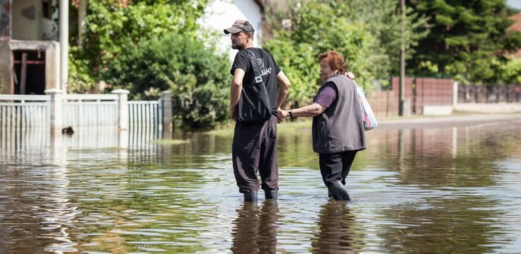 It is obvious that they are not indifferent to the fate of more than one million of people living in Serbia and Bosna and Herzerovina, who have lost everything they ever owned due to the floods.