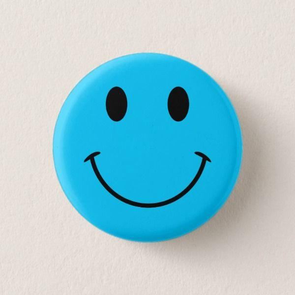 Aqua Blue Face Button Zazzle Com In 2021 Aqua Blue Hd Flower Wallpaper Neon Wallpaper Emoji wallpaper hd blue