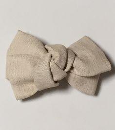 大人のためのリボンバレッタの作り方|その他|ファッション小物|ハンドメイド・手芸レシピならアトリエ