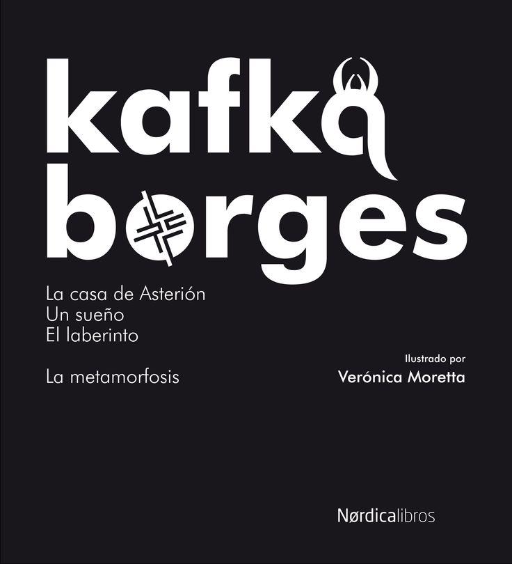 Mundo de oníricos ensayos visuales donde convergen los relatos de Borges y de Kafka @Nordica_Libros Nórdica Libros Para amantes y coleccionistas de libros especiales. http://www.veniracuento.com/