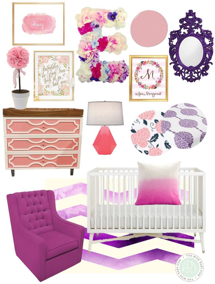 17 Best Images About Inspired Nursery Decor On Pinterest
