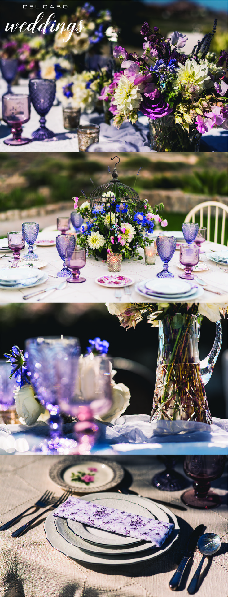 Transport yourself to another time with these shabby chic wedding ideas!