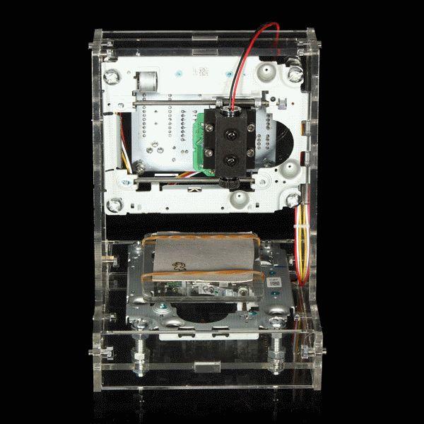 200-250mW DIY Laser Engraving Machine Picture Logo CNC Laser Printer