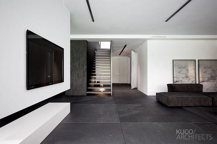 Porszewice // Dom Jednorodzinny // 220 M2 | Kuoo Architects - Warszawa, Łódź