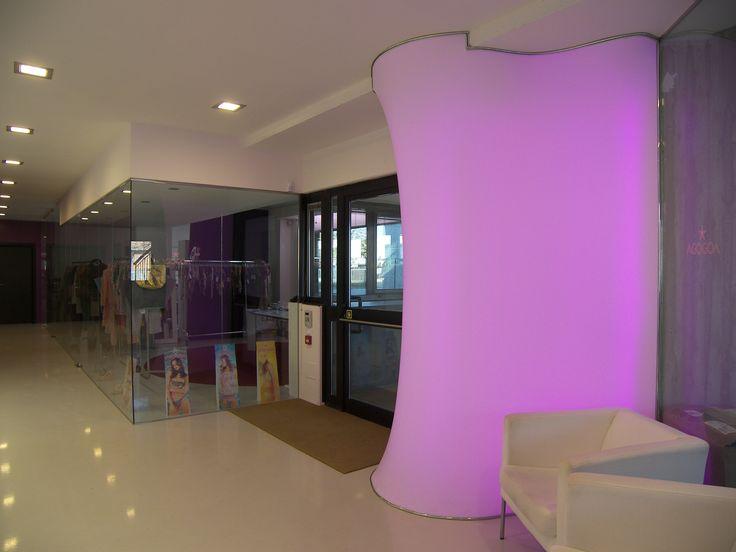 AGOGOA: progettazione e realizzazione degli uffici e dello show-room