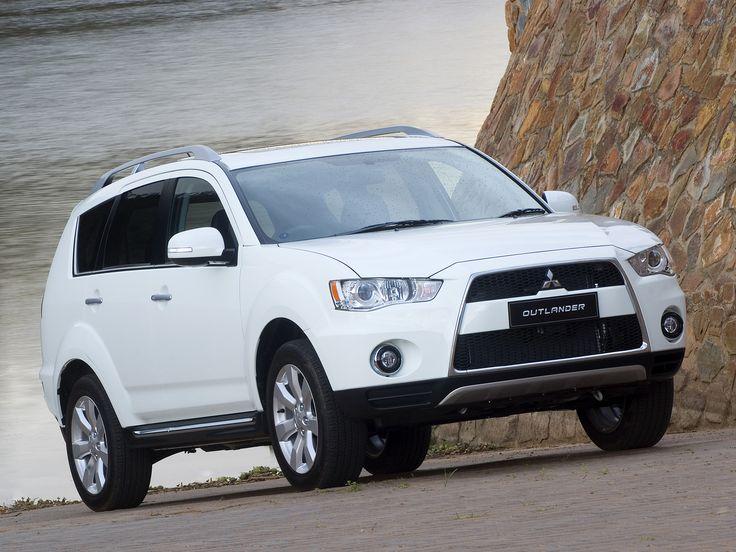 Mitsubishi Outlander ZA-spec '2010–12