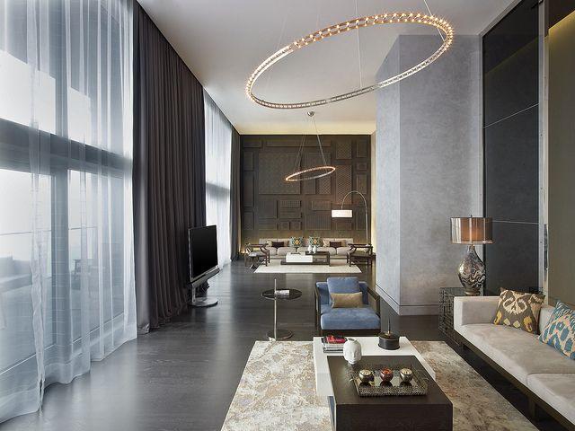 Le Méridien Istanbul Etiler—Presidential Suite Living Room | Flickr: Intercambio de fotos