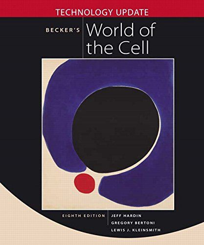 Becker's World of the Cell Technology Update Plus MasteringBiology with eText -- Access Card Package (8th Edition)