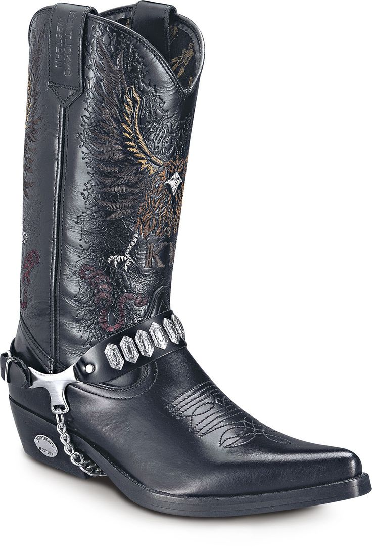 "World of Western - Kentucky Western boot ""Duncan"""