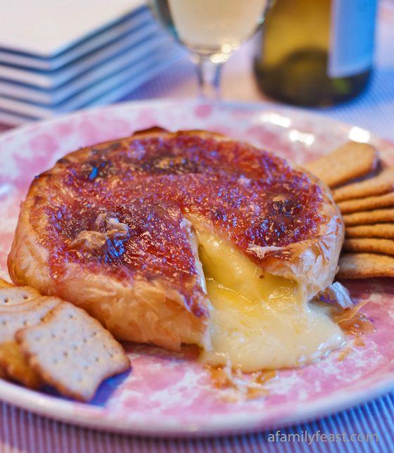 Les 121 Meilleures Images Du Tableau Brie Recipes Sur