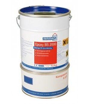 EPOXY BS 2000 Su Bazlı  Şeffaf, geniş kullanımlı, su bazlı epoksi reçine.  Kullanım Alanları: Emprenye, astarlama için, üst yüzey koruma sistemleri içerisinde ana bağlayıcı olarak kullanılır.  Epoxy BS 2000
