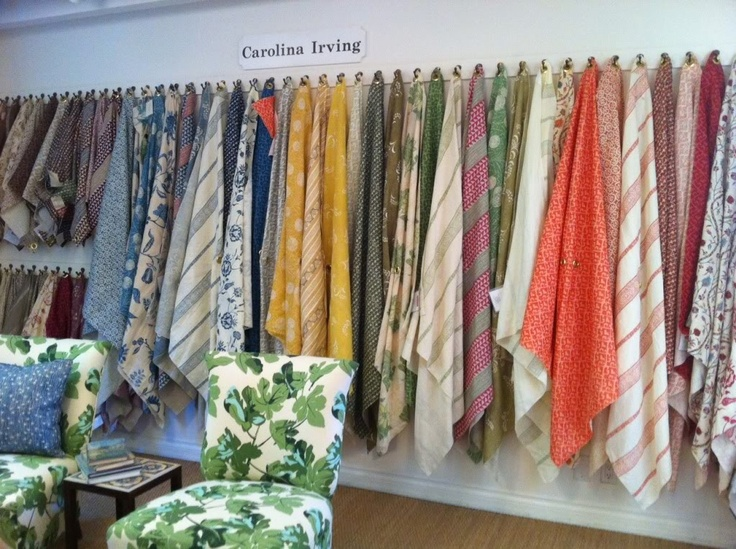 fabric sample hanging idea design ideas board