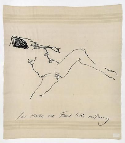 Tracey Emin - Just Like Nothing