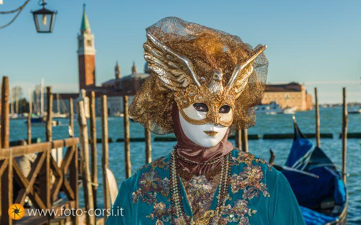 Carnevale di Venezia 2016 - Workshop di fotografia di ritratto, street e reportage   FotoCorsi