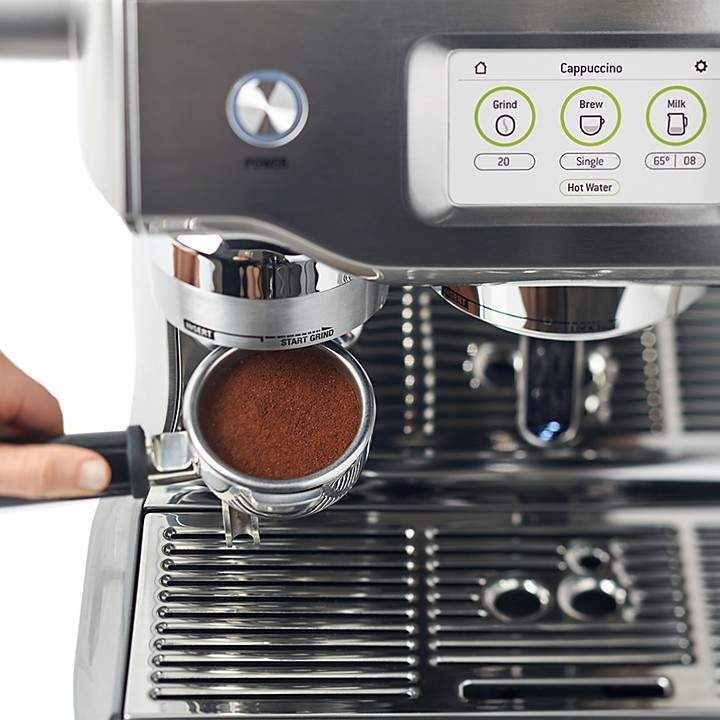 Breville Oracle Touch Espresso Machine Sponsored Affiliate Oracle Breville Touch In 2020 Espresso Machine Espresso Brushed Stainless Steel