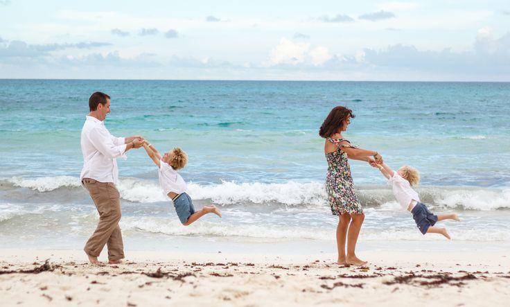Burnett Family- Iberostar Paraíso Lindo. Riviera Maya, México