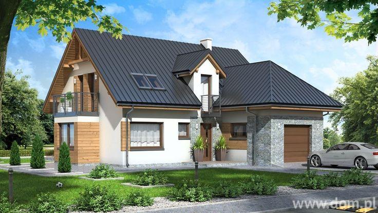 Projekt domu ZA Dom w ALABAMIE 3