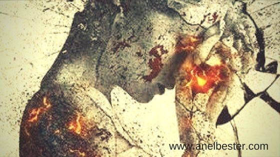 Nobody gets spared from the fire.  Will it melt you or mould you?