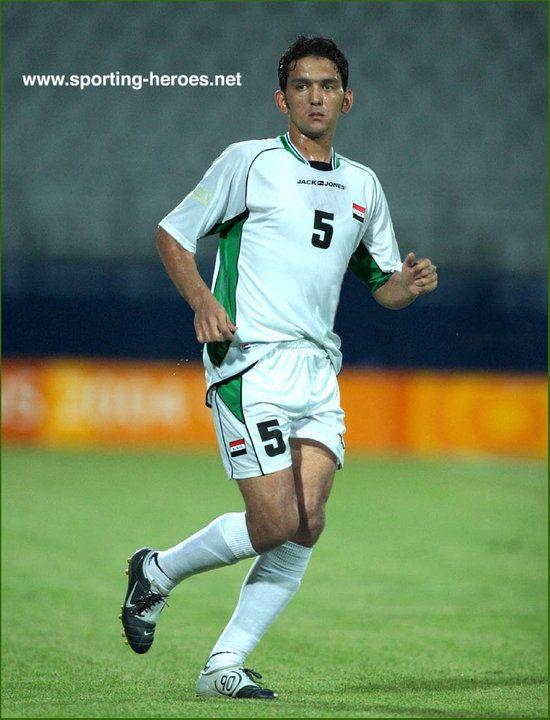 Nashat Akram - Iraq - Olympic Games 2004
