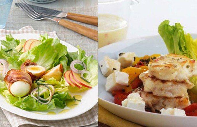 Kohlenhydratfreie Rezepte für die Low carb Diät