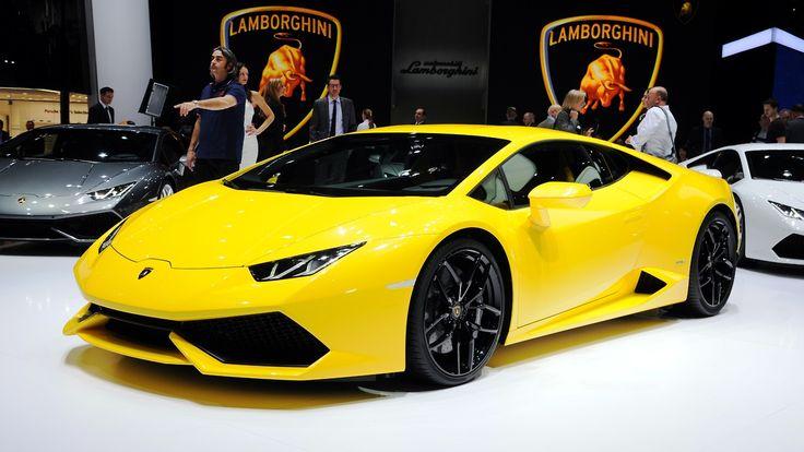 Awesome yellow Lamborghini Huracan // lamborghini wallpaper // http://lambohd.tumblr.com/ #lamborghinihuracan #lambohd #hd wallpaper