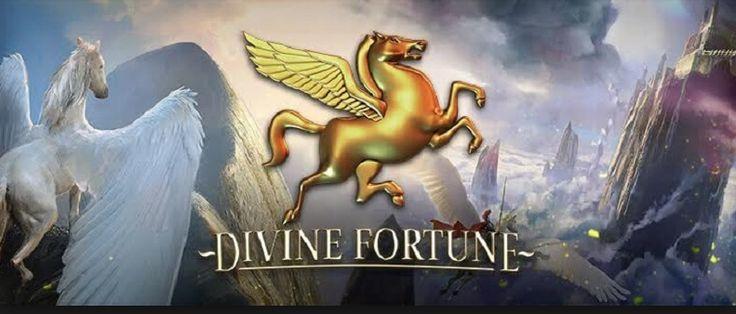 Online slot big win - DIVINE FORTUNE - slot machine