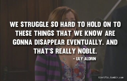 Lily Aldrin. how i met your mother #himym