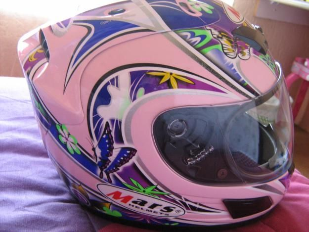 painted motorcycle helmets | Ladies Motorcycle Helmet for Sale in Benoni, Gauteng Classified ...