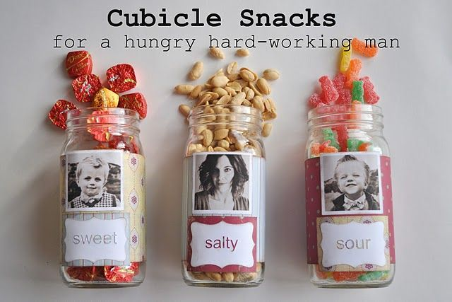 Cubicle Snacks
