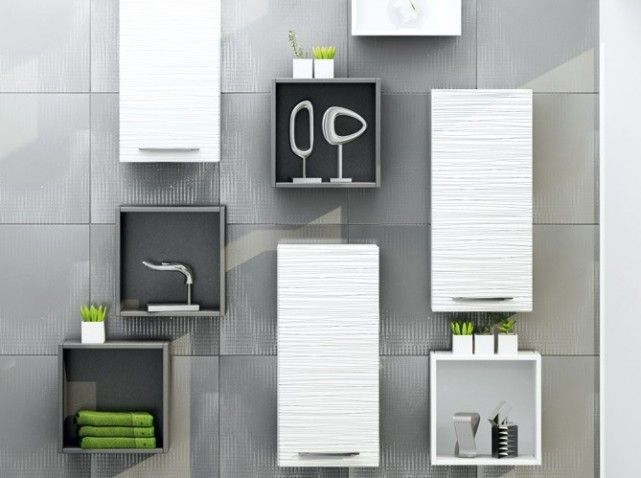 34 best Salle de bain images on Pinterest Projects, Room and DIY - Stratifie Mural Salle De Bain