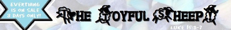 The Joyful Sheep is having a roving & fiber sale right now for spinners, felters, and crafters!