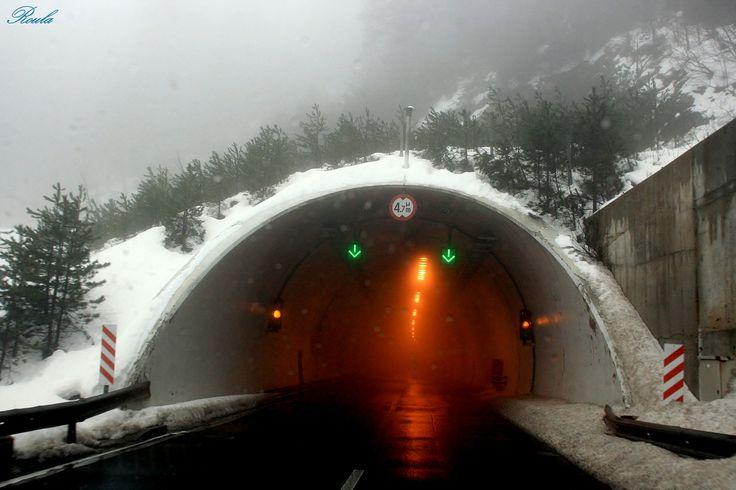tunnel...