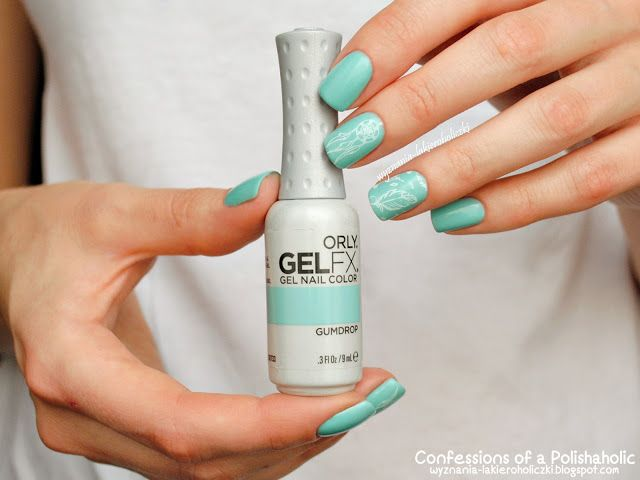 Confessions of a Polishaholic: Orly GelFX Gumdrop