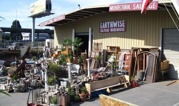 Wrecking Yards Tacoma Wa : Earthwise inc building salvage also here in seattle