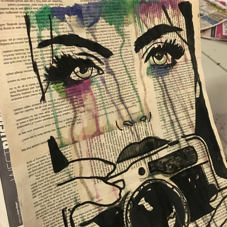 student artwork from OCEAN REEAF SENIOR HIGH SCHOOL visual art class