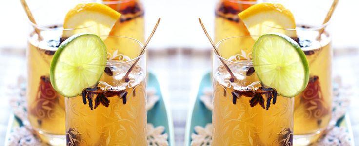 Hvit gløgg (alkoholfri)