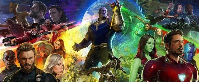 Avengers: Infinity War muestra un nuevo cartel de los personajes de la  película