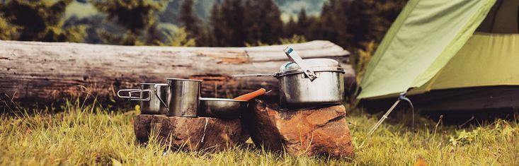 Der richtige Outdoor-Kocher