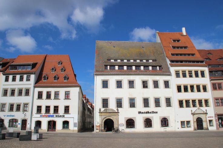 Am Obermarkt III  Ratskeller und vmtl. mittelalterliche Bausubstanz  #diewocheaufinstagram #ausflug #momentaufnahme #altstadt #freiberg #sachsen