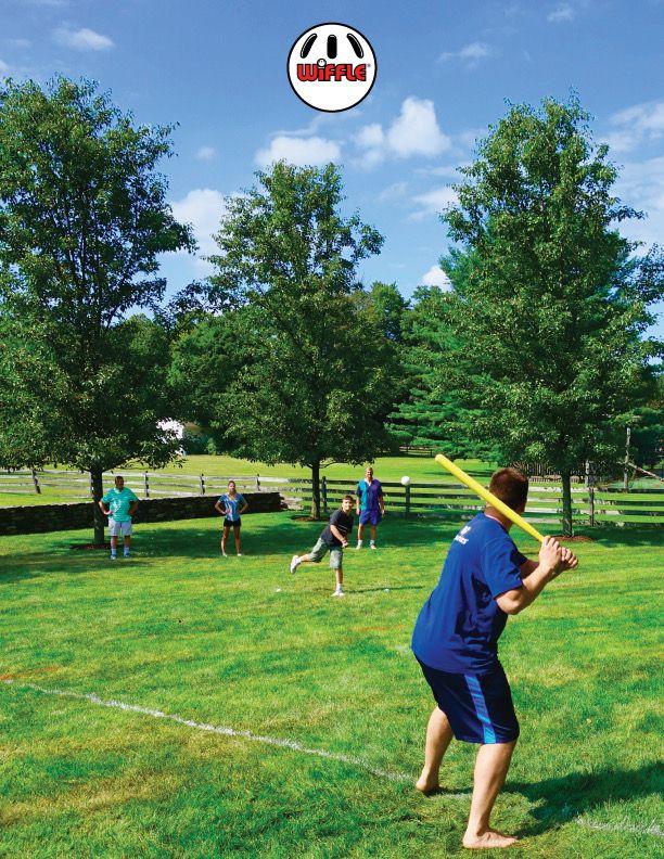 Weekend Goals! WIFFLE® Ball! Wiffle Wiffleball