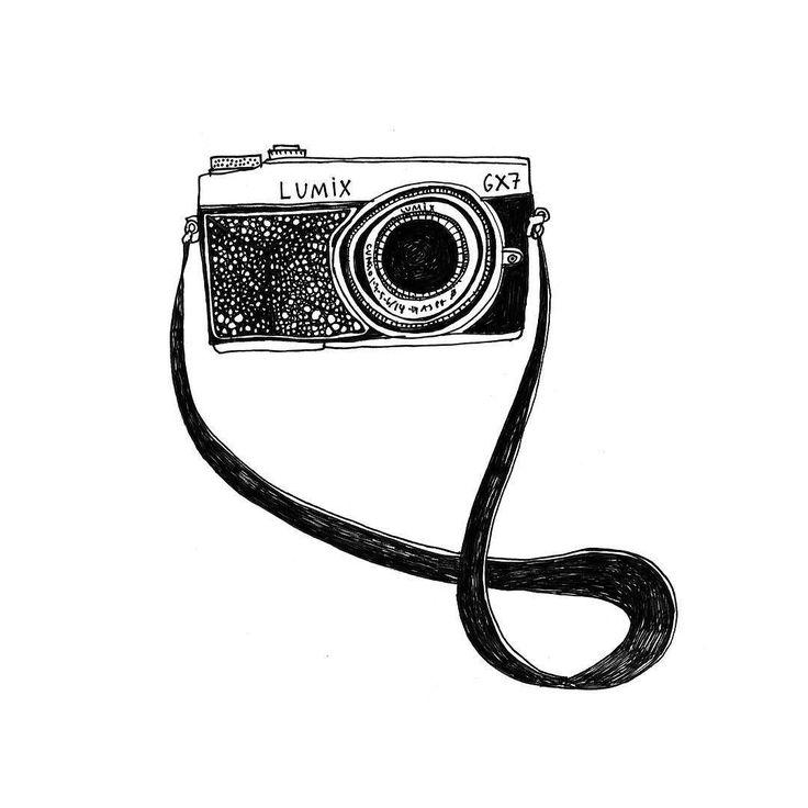 I Love My Camera Lumixgx7 By Majasbok