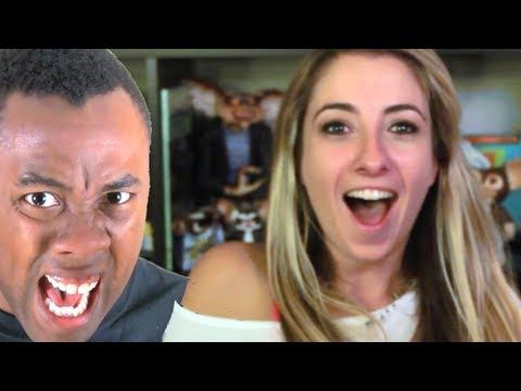 DATING DO'S AND DON'TS! Black Nerd & Lauren Francesca collab to give dating advice. Apparently, mentioning High School Musical is a dating don't.