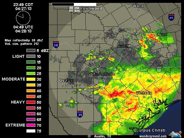 17 Best Images About Tdwr Radar San Antonio United
