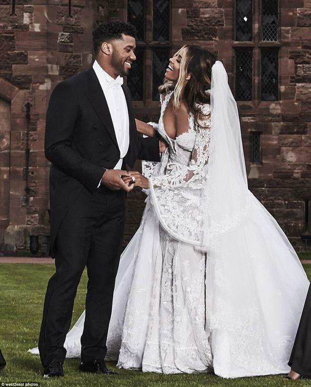 11 Celebrity Weddings That Wowed In 2016