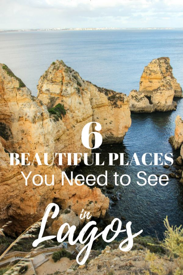 6 Beautiful Places You Need to See in Lagos, Portugal